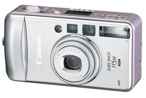 Canon Sure Shot 115u 35mm Camera