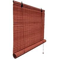 cortinas bambu exterior enrollable