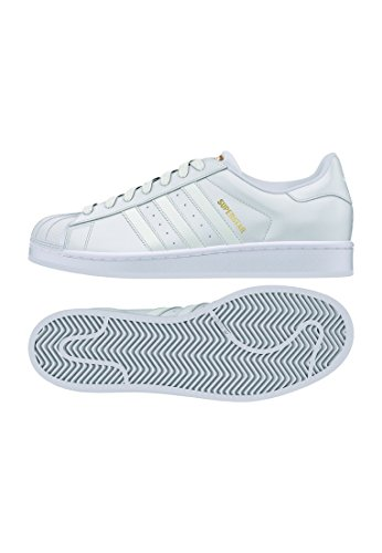 Adidas Unisex Erwachsene Sneaker low Superstar Foundation