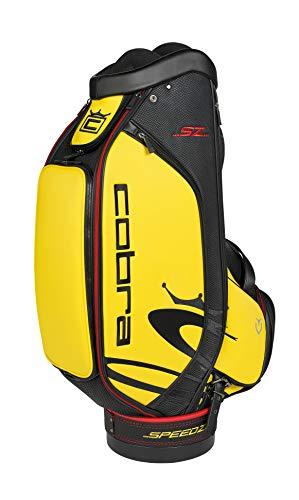 Cobra Golf 2020 Speedzone Staff Bag (noir-jaune)