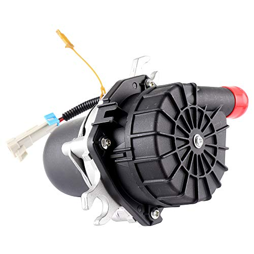 TUPARTS 215-414 Smog Pump Secondary Air Injection Pump Air Pump fit for 2000-2002 for Chevy 3.8L