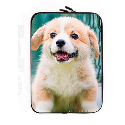 Gogh Yeah Impresión Pet Dog Amazonas Chico Compatible con 8Inch Computer Table Bag Gel De Sílice Suave Choose Design 144-3