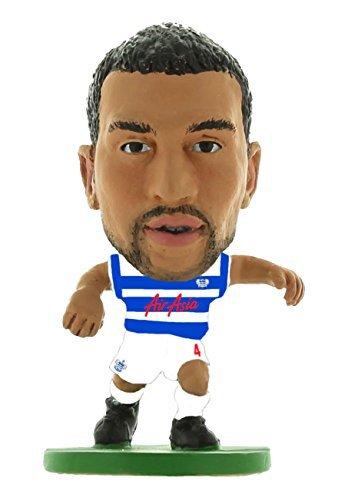 SoccerStarz QPR Steven Caulker Home Kit by SoccerStarz