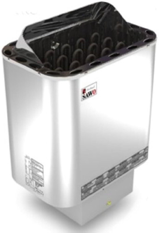 Saunaofen Nordex 9,0 kw für externe Steuerung für 230V 1N oder 380V 3N
