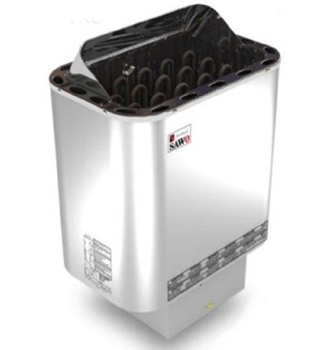 Saunaofen Nordex 4,5 kw für externe Steuerung für 230V 1N~ oder 380V 3N~