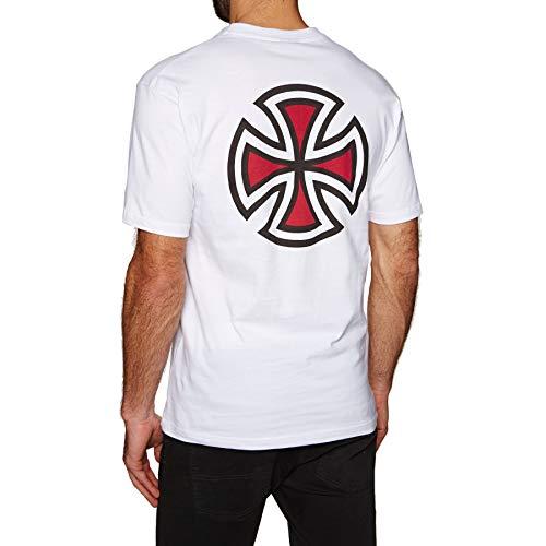 Camiseta Independent: Bar Cross WH