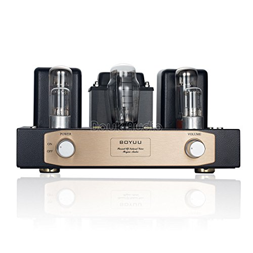 Nobsound® Douk Audio EL34 Valve Tube Amplifier single Ended Class A HiFi versterker 12W * 2 (Ultra lineair Connection)