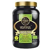 Complemento nutricional ecológico a base de frutas, verduras y algas con un alto contenido en antioxidantes y nutrientes. (Sabor a Algas, frutas y verduras) Veganfuel Detox
