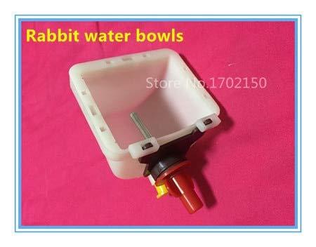 VistorHies - The new Rabbit water bowls Mink drinking fountain Fox Squirrel drinking box Rabbit equipment