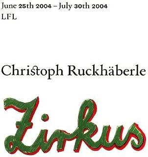 Christoph Ruckhäberle: Zirkus
