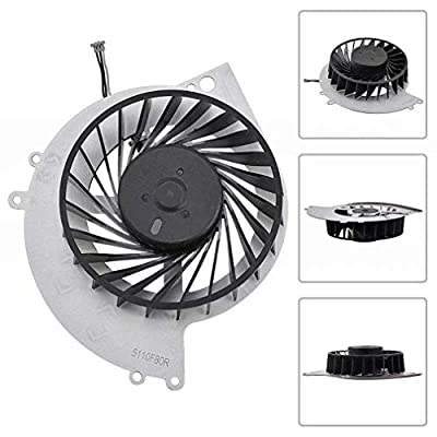 Gxcdizx Repair Replacement Internal Cooling Fan for SONY PS4 CUH-1001A 500GB