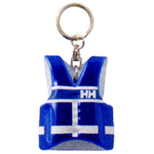 [ヘリーハンセン] キーチェーン Life Jacket Flash Key Holder フロートブルー F