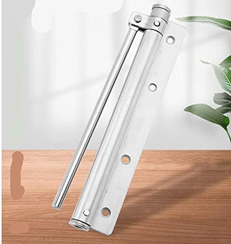 Chiudibile, molla, chiusura a molla, come ricambio o accessorio per zanzariera per porta (chiudiporta fino a 30 kg)