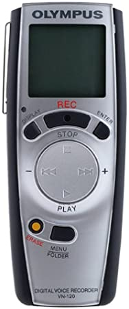 Olympus Vn 120 Digitales Diktiergerät Elektronik