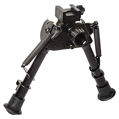 Harris Series S Ultralight Bipod with Picatinny Clamp (9 to 13', Smooth...
