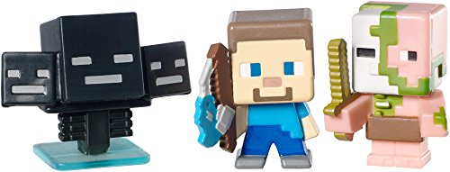 Minecraft Mini Figure 3-Pack E (Series 2)