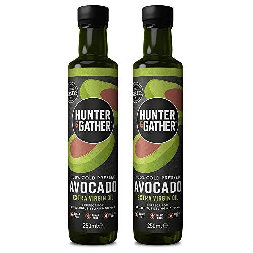 Hunter & Gather Aceite de Aguacate Extra Virgen 2 x 250ml  ...