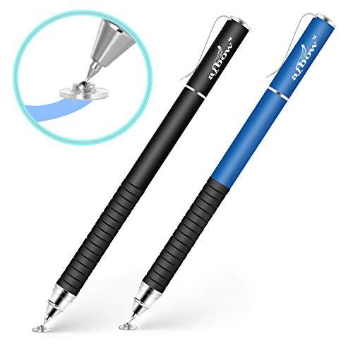 aibow タッチペン スタイラスペン 高感度タイプ [ iPad iPhone/Android スマホ タブレット ]対応 (パズドラ...
