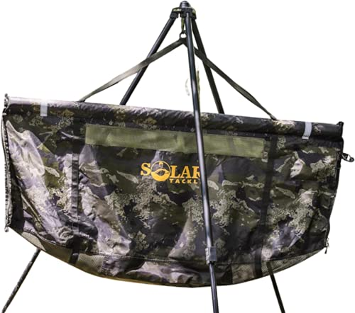Solar Tackle Unisex's Undercover CAMO WEIGH/Retainer Sling, Camouflage, Standard