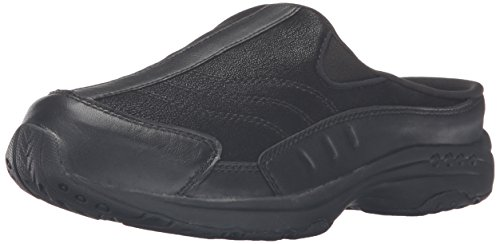 Easy Spirit Travel Time Femmes US 6 Noir Large Mocassin