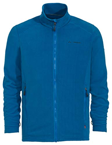 VAUDE Herren Jacke Men's Sunbury Jacket, Fleecejacke, radiate blue, 54, 414689465500