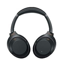 Best premium bluetooth wireless headphones Sony WH-1000XM3