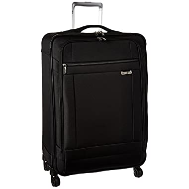 Samsonite Solyte Softside Spinner 25 Exp, Black
