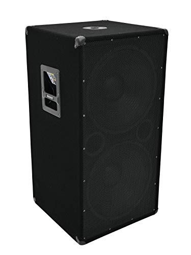 Omnitronic 11037751 BX-2550 Subwoofer (1200 Watt)
