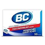 BC Powder Original Strength Pain Reliever, 50...