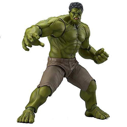 Action Figure Hulk Marvel SHF Avengers: Age of Ultron Modello Personaggio Animato 17cm