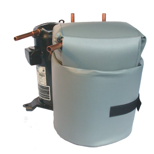 Brinmar SBUHD Universal-Fit Air Conditioner Compressor Sound Blanket Wrap (#0421A)