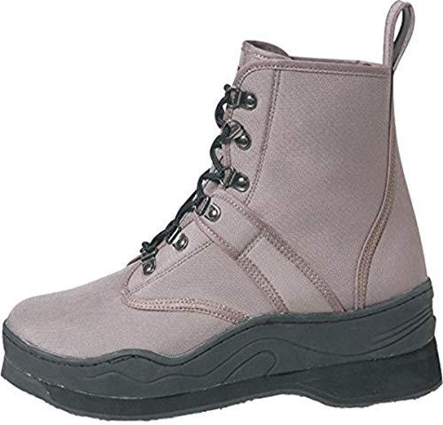 Caddis Men's Taupe Felt Sole Wading Shoe, 8