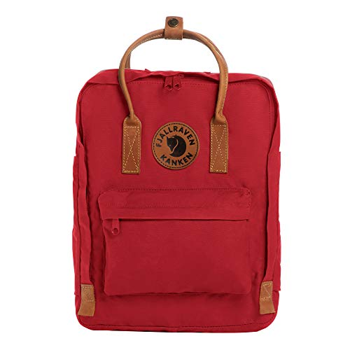 Fjallraven, Kanken No. 2 Backpack for Everyday, Deep Red