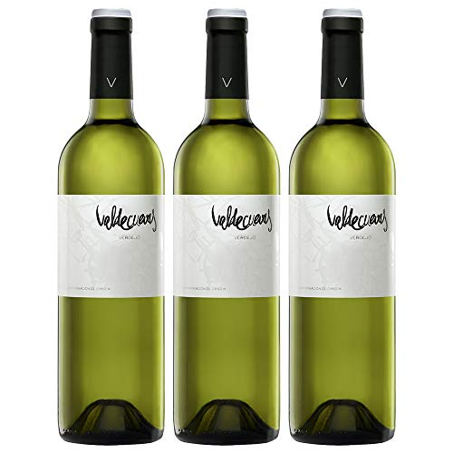 Valdecuevas Verdejo D.O Rueda Vino Blanco Caja WEB de 3 Botellas 75 cl