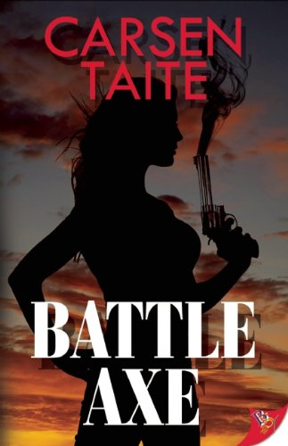 Battle Axe (The Luca Bennett Series)