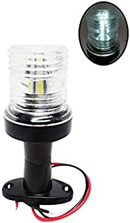 Pactrade Marine Boat All Around LED Fixed Mount Navigation Light, 12 VDC