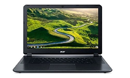 Acer High Performance 15.6' HD Chromebook (2018 Edition), Intel Dual-Core Celeron N3060 up to 2.48GHz, 4GB RAM, 16GB SSD, HDMI, USB 3.0, Webcam, 802.11AC, Bluetooth, 12-Hours Battery, Chrome OS
