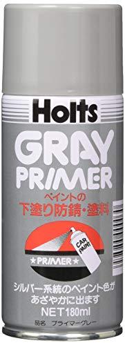 ホルツ 下塗り塗料 プライマー P-3 グレー 180ml Holts MH003