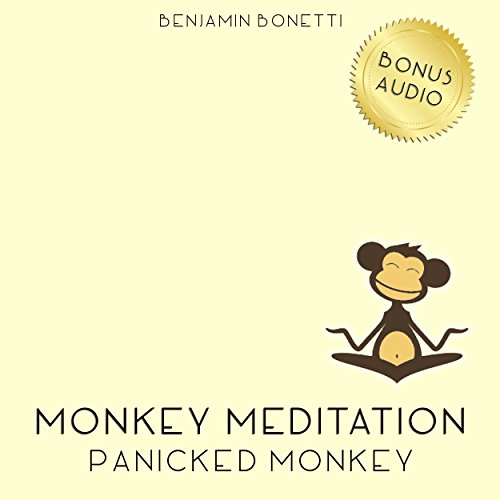 Panicked Monkey Meditation – Meditation For Panic Attacks cover art