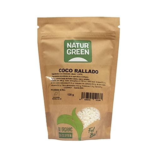 NaturGreen Coco Rallado Bio 125g