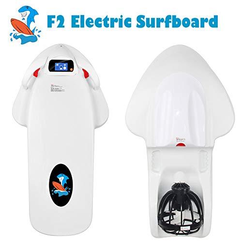potente para casa Tabla de surf OUXIF2 para adultos, tabla de surf eléctrica con batería de carga rápida de 12Ah…
