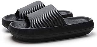 Slipper Sandals Antibacterial Deodorant Material Lightweight Non-Slip Unisex Veranda Sandals Shower Sandals Room Slippers ...