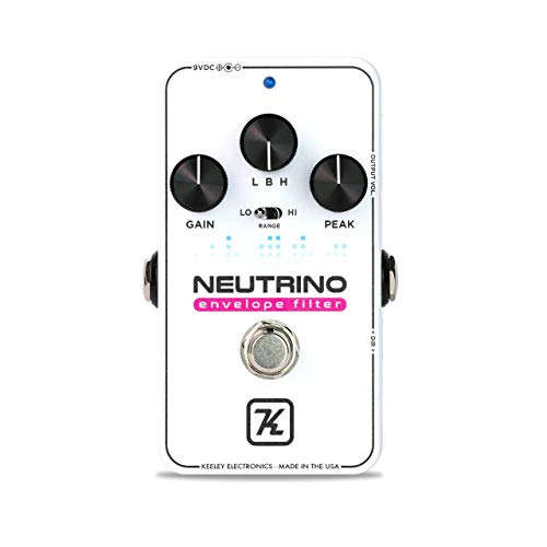 4. Keeley Neutrino V2 Envelope Filter Pedal