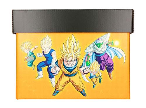 - Boite Carton Comic box DBZ - Dragon Ball Z- Taille 35 x 19 x 30cm