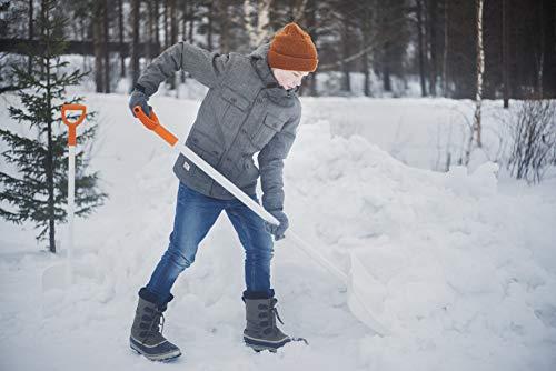 Fiskars 143001 Schneeräumer Kunstst. 50cm breit - 3