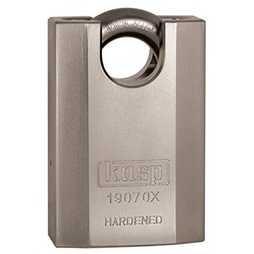 Kasp Stahlschloss, hochsicher, 70 mm, K19070XD