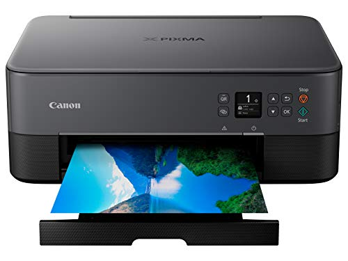 Canon TS6420 All-In-One Wireless Printer, Black
