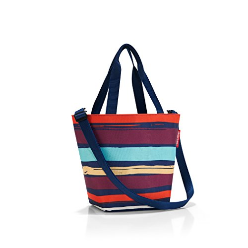reisenthel shopper XS printed artist stripes Maße: 31 x 21 x 16 cm / Volumen: 4 l