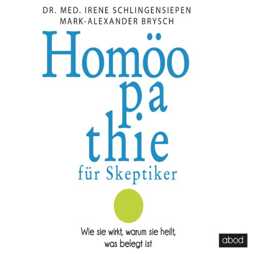 Homöopathie für Skeptiker Titelbild