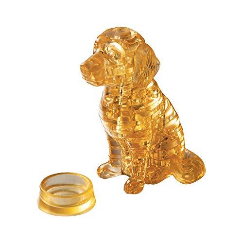 HCM Kinzel GmbH 59122 HCM Kinzel Jeruel 59122-Crystal Puzzle, Golden Retriever